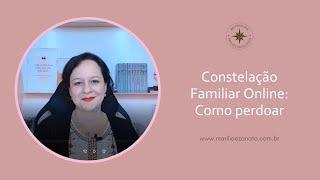 Como a Constelação Familiar trabalha com a questão do Perdão