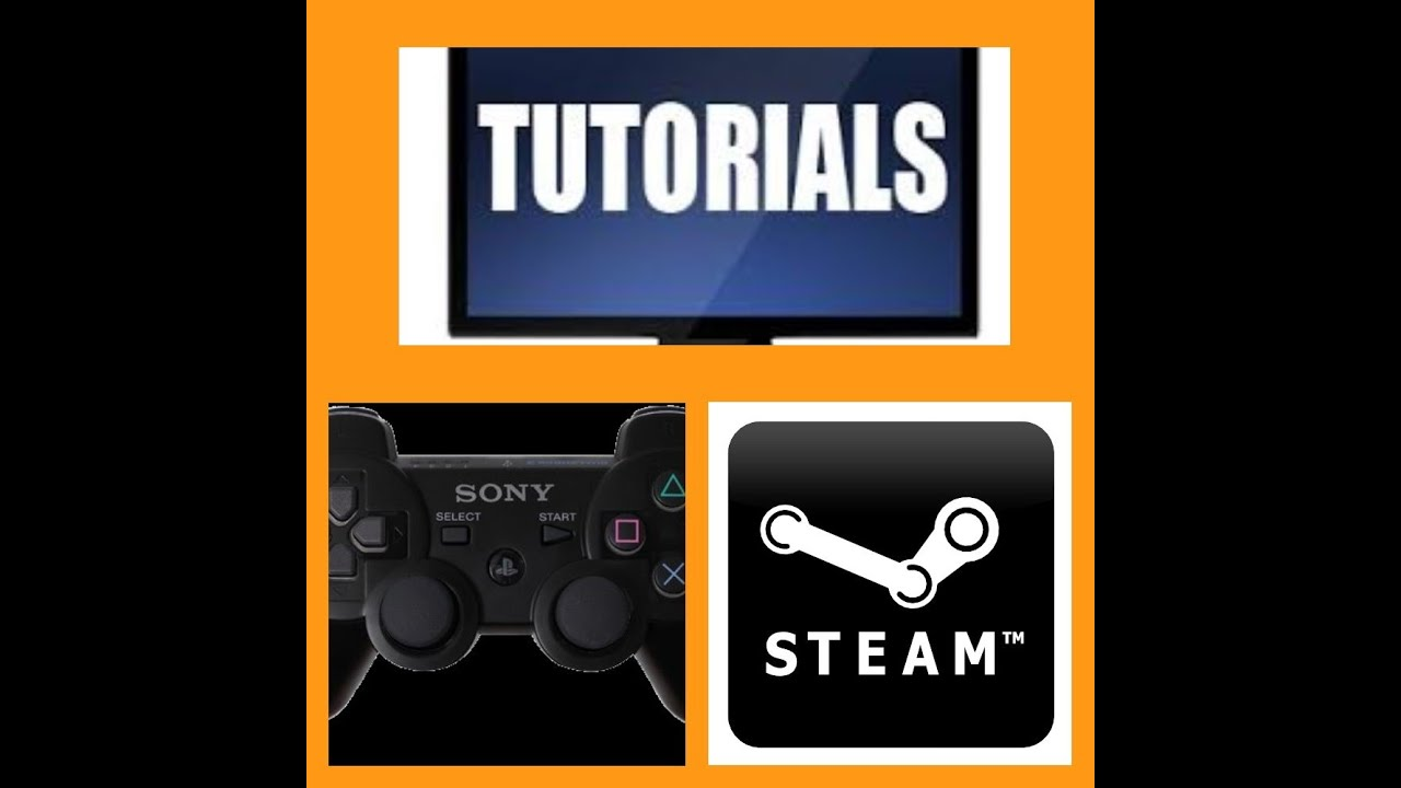 how to get ps3 controller to work on steam