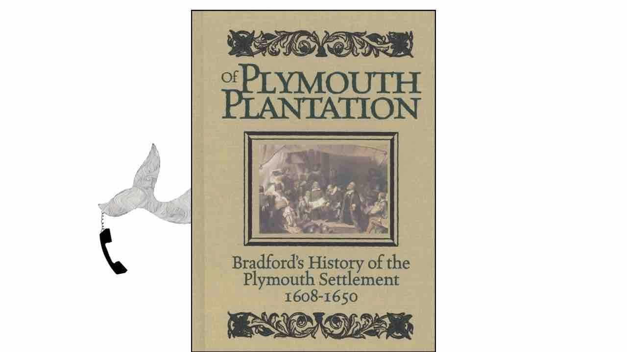 of plymouth plantation summary