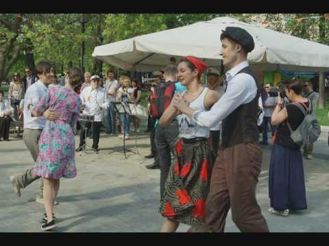 Audio   Photo Report  Valeriy Bukreev Dixie Jazz Band   Live in Bauman Garden 09 05 2016,Moscow,Russ