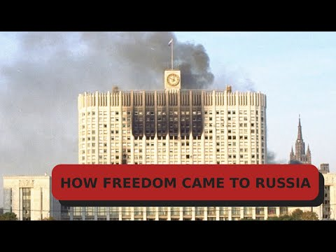 How Freedom Came To Russia