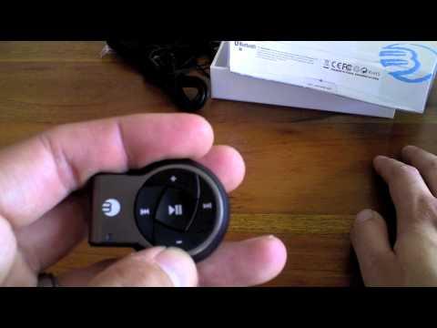 BlueTrek MusiCall Stereo Bluetooth Headphones - Unboxing & Review
