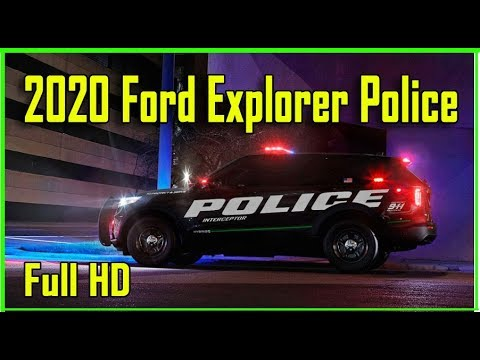 Ford Explorer Police - 2020 Ford Explorer Police Interceptor Review