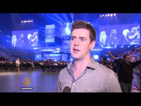 E-sport gamers tested for drugs