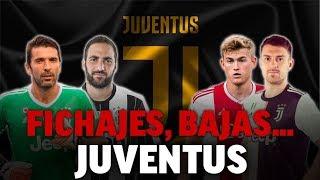Fichajes 2019: La actualidad del mercado de la Juventus I MARCA