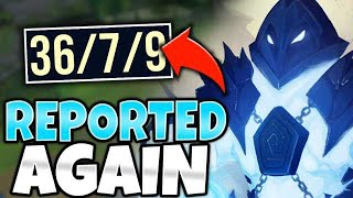 #1 XERATH WORLD GREATEST GAME OF HIS LIFE! (MOST DAMAGE EVER) - League of Legends