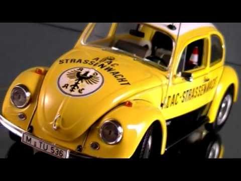 Minichamps VOLKSWAGEN 1300 - 1969 - ´ADAC´