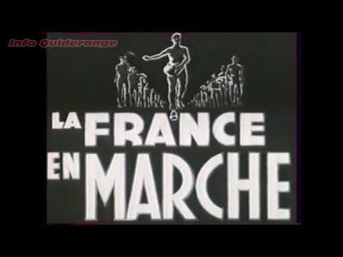 E. Macron a repris un slogan du régime de Vichy