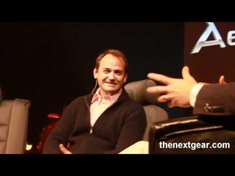 Ben Collins (the old stig) talks about Topgear