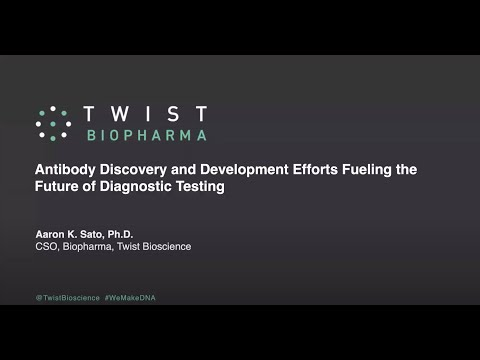 Antibody Discovery and Development Efforts Fueling the Future of Diagnostic Testing