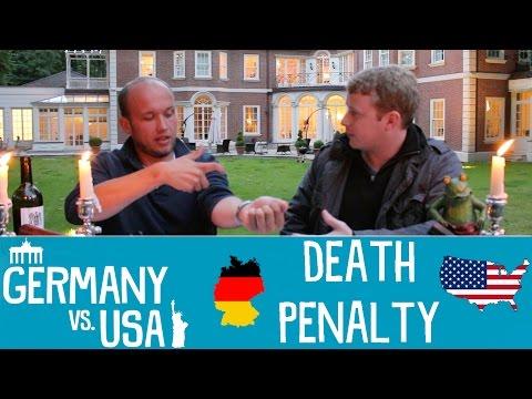 Death Penalty - Germany vs USA