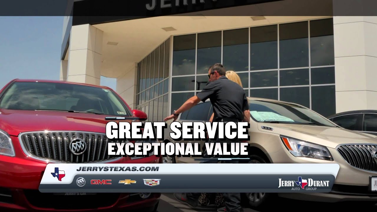Jerry s Chevrolet About Jerry Durant GM Stores
