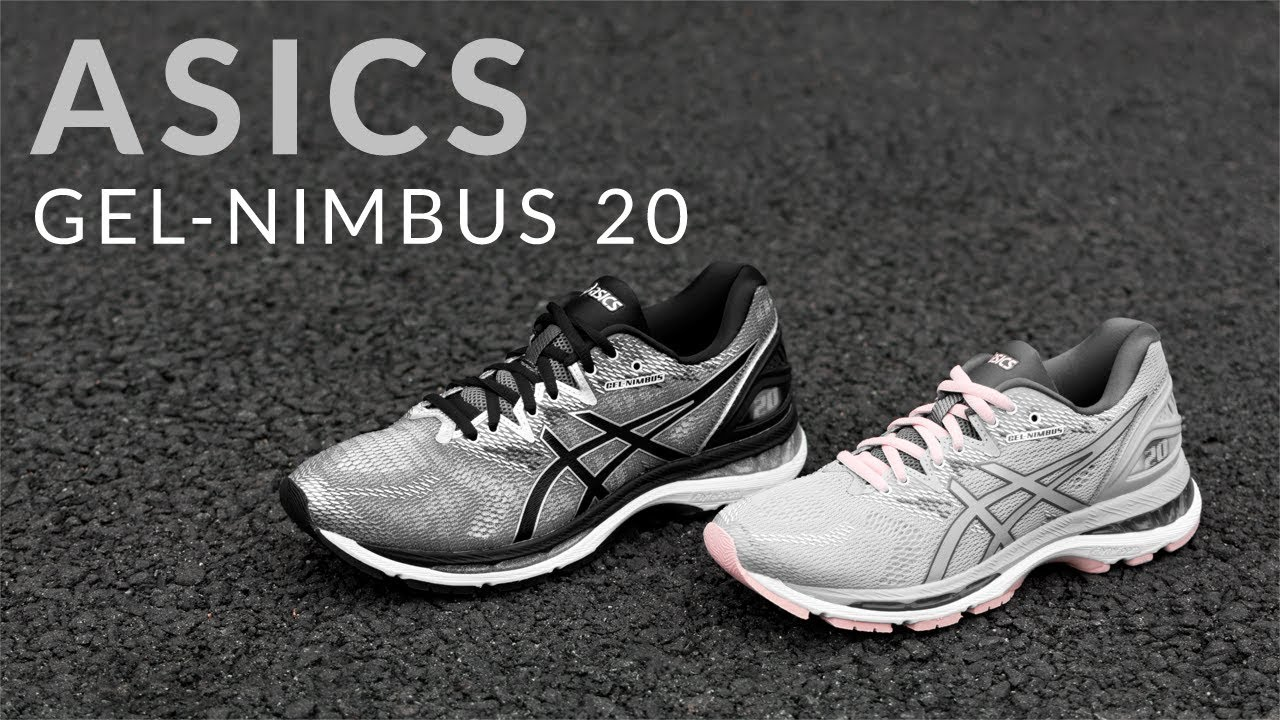 ASICS GEL-Nimbus 20 - Running Shoe Overview
