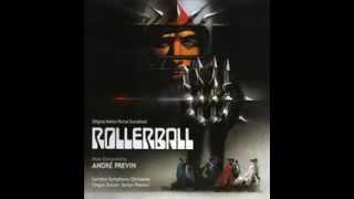 Rollerball OST - John Brown - Adagio (Violin Solo)