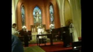 Grace Episcopal church Hopkinsville, KY Hymn Hail to the Lord