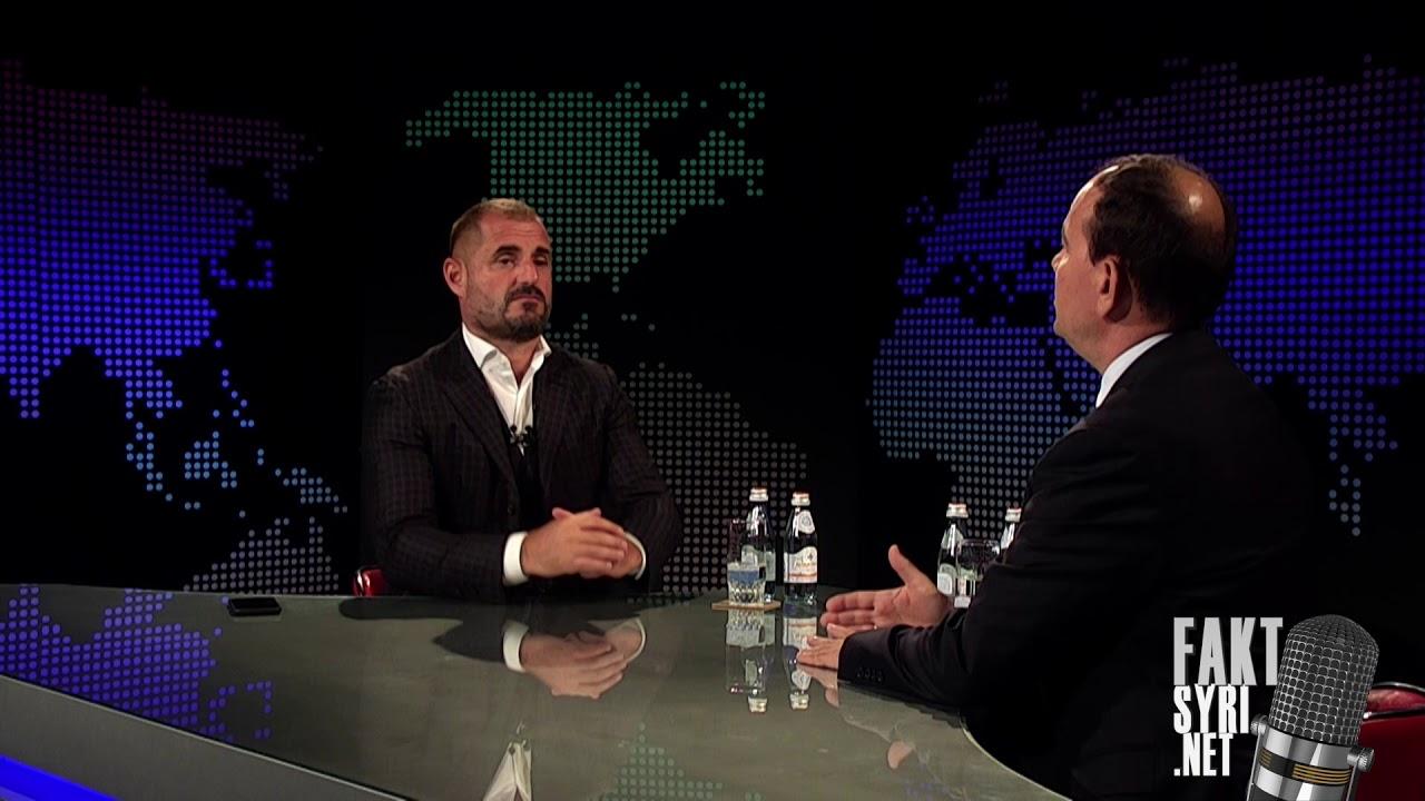 Emisioni FAKT - Ish Presidenti Bujar Nishani perballë gazetarit Cim Peka