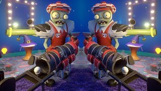 Plants vs Zombies Garden Warfare 2 - GOLF STAR - ОБЗОР