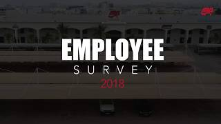 2018 MB Employee survey, Chairman's messages.