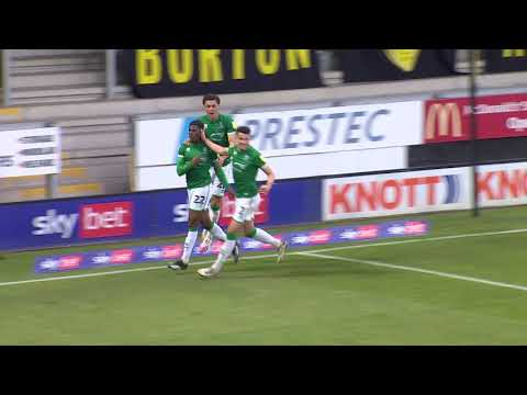 Burton Lincoln Goals And Highlights