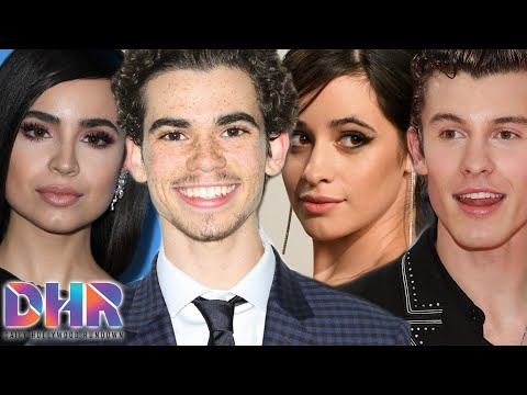 Shawn Mendes & Camila Cabello CAUGHT Kissing! Sofia Carson BREAKS Silence On Cameron Boyce! (DHR)