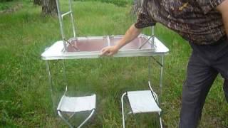 Раскладные столы от Шанс2003(На пикнике, на даче, садовом участке или на пляже весьма кстати будет небольшой стол. Поскольку гораздо..., 2016-07-21T14:07:10.000Z)