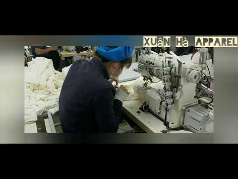 Những công nhân May nhanh nhất trong ngành may| may kansai | máy một kim | máy chuyên dùng các loại