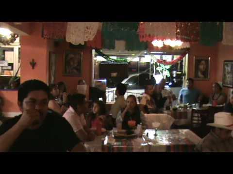 mexico lindo restaurant delaware karaoke 20091109 003