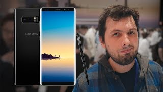 GALAXY NOTE 8: HANDS ON COMPLETO!