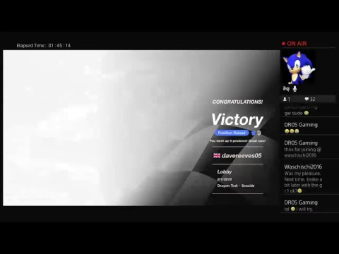 davereeves05's Live PS4. GT Sport live racing online