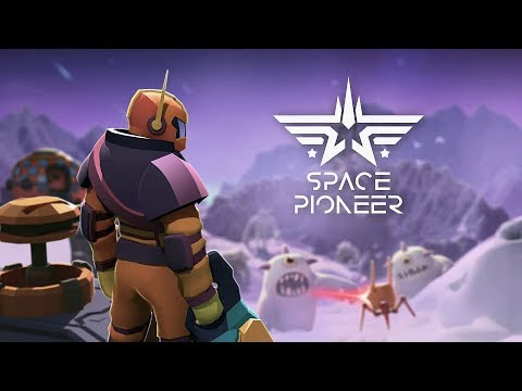 Official Space Pioneer - by Vivid Games - Cinematic Trailer - iOS / Android