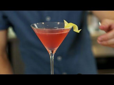 Cocktail Tips #4 - How to Make Zest Garnishes | Waitrose