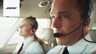Bose | Introducing the ProFlight Aviation Headset
