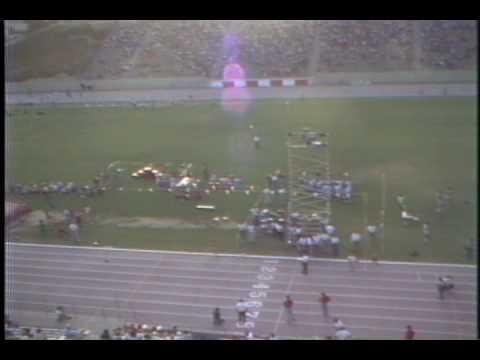 CIF California State Meet 1983 Girls 3200
