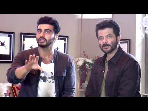 ANGRY Arjun Kapoor INSULTS Reporter For Asking Questions About Anil Kapoor & Father