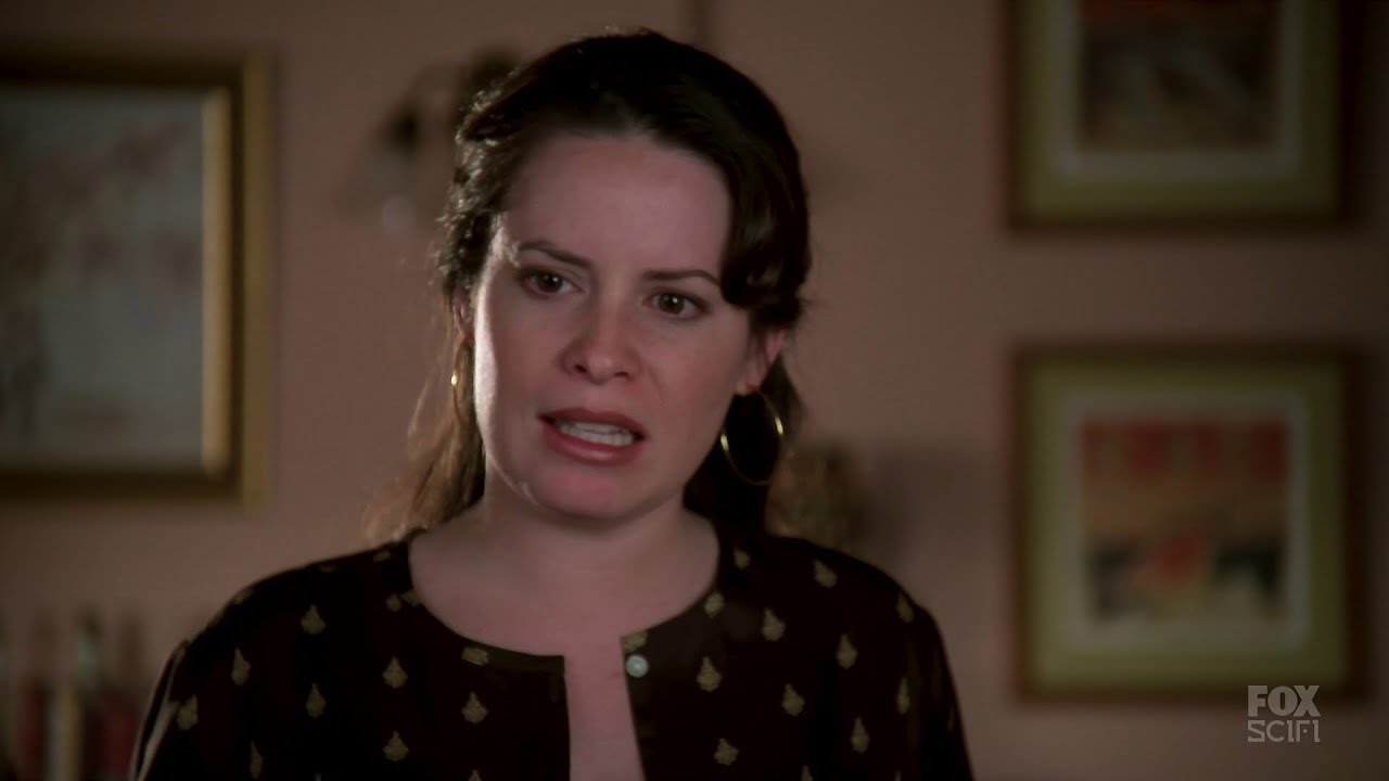 Charmed 6x16 Remaster - Piper Finds Out Chris Is Her Son #1