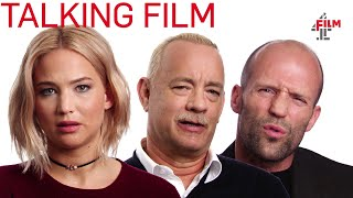 Tom Hanks, Jennifer Lawrence, Benicio Del Toro & more on acting | Film4