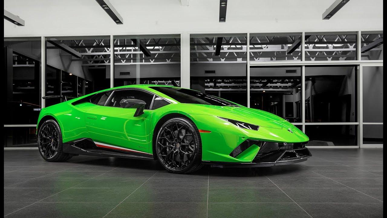 Charming Lamborghini Huracán Performante   Lamborghini Newport Beach