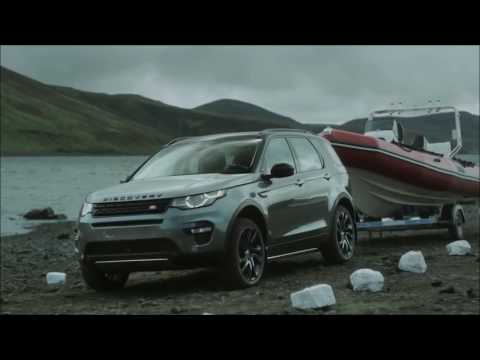 2016 Land Rover Discovery Sport Accessories