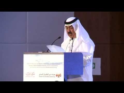 Keynote Address by HE Mohammed Abdulla Ahli, Director General, Dubai Civil Aviation Authority (DCAA)