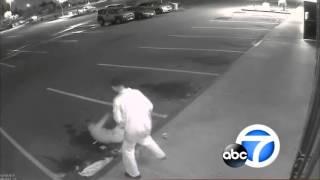83 year old man visciously attacked for no reason