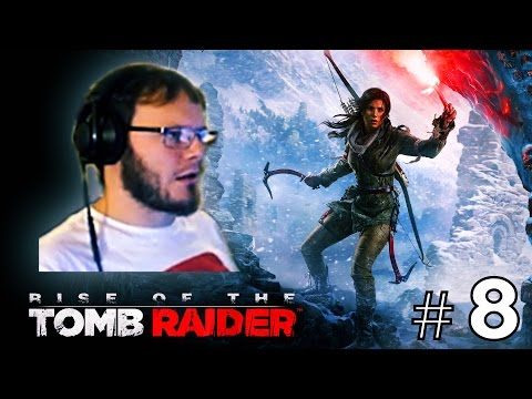 Aaron Plays Rise of the Tomb Raider #8 A PLETHORA OF GRENADES