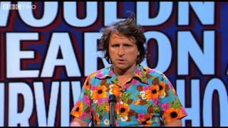 Things You Wouldn't Hear on a Survival Show - Mock The Week - Series 11 Episode 8 - BBC Two