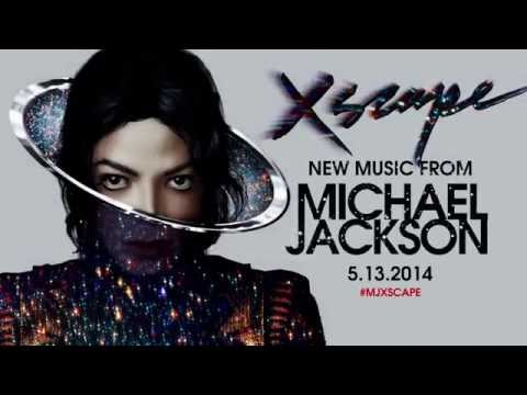 Michael Jackson -  quot XSCAPE quot  Album Teaser    MJXSCAPE Poster