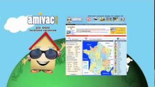 Amivac.com, 20.000 locations vacances