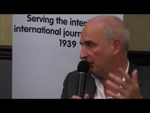 Overseas Press Club: Roger Cohen on Antisemitism in France