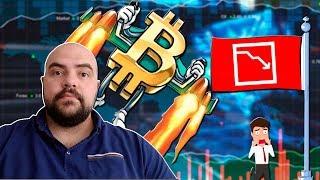 ¡¡Atentos Bitcoin Resiste la Caída de los Mercados Mundiales!! ¿Que esta pasando?