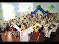 Флешмоб.  День української писемності та мови. Кілійська ЗОШ №6