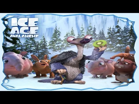 Ice Age Avalanche (by Gameloft) - iOS / Android / Windows Phone - HD Gameplay Trailer