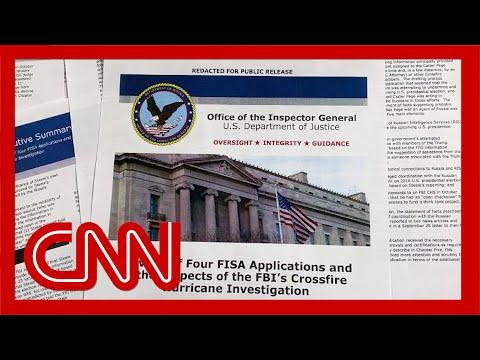 Inspector general: FBI