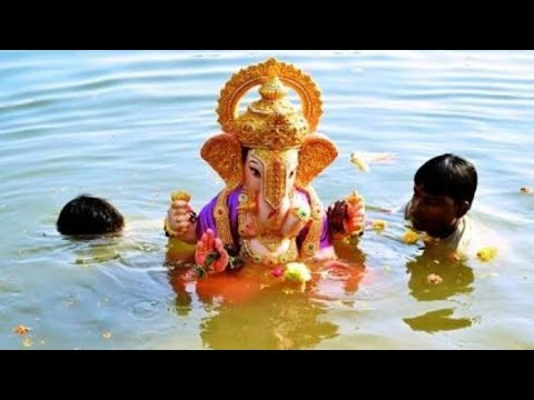 Ganpati visarjan 2018 Special Song Part 1 - Dj Raj | New Ganpati Song